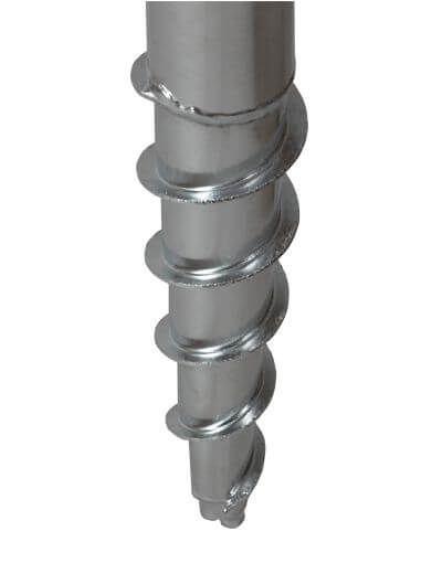 Isometall - zemny vrut - HOBBY B3