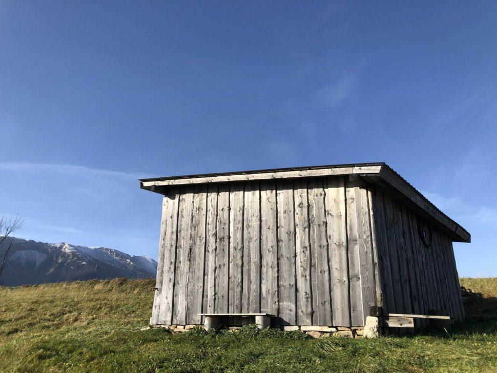 Isometall - zemné vruty - stodola